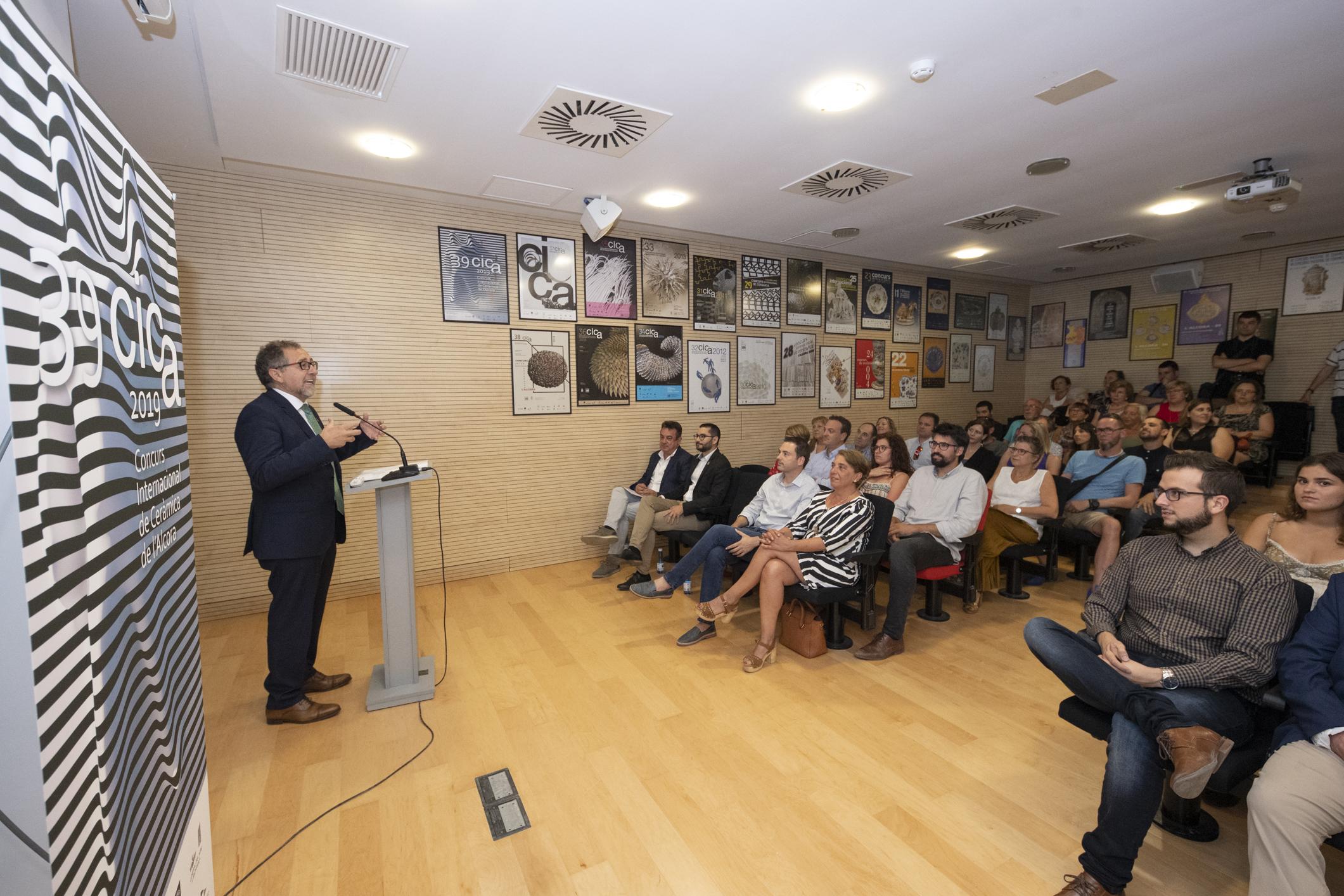 La Diputación impulsa proyectos para llevar la cerámica a los 135 municipios de la provincia de Castelló