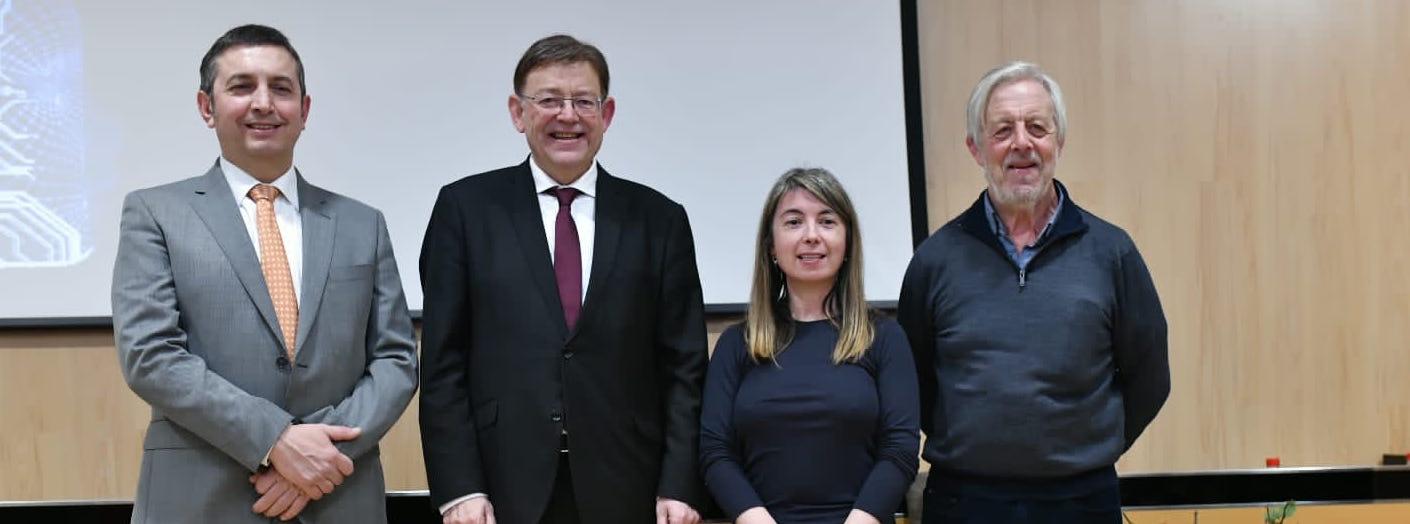 El COIICV presente en la gala de entrega de los XVIII premios FEMEVAL