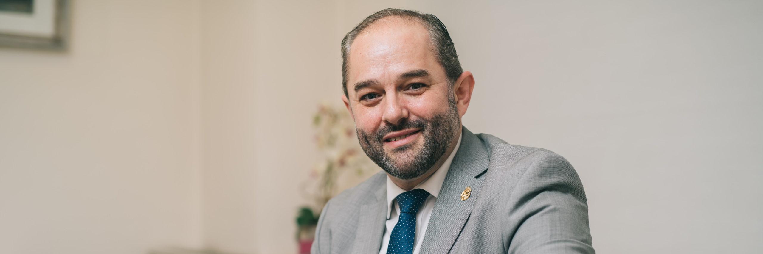 Salvador Puigdengolas renueva su cargo como decano del Colegio de Ingenieros Industriales de la Comunitat
