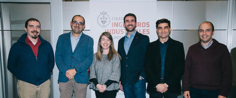El COIICV inaugura un proyecto novedoso basado en la metodología BIM enfocado a la Ingeniería Industrial