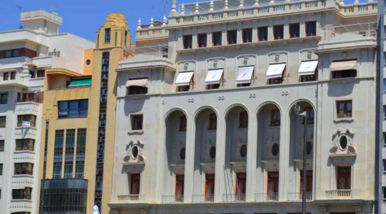 El COIICV recibe el premio a la Innovación de la primera edición de los premios El Periódico de Aquí Valencia