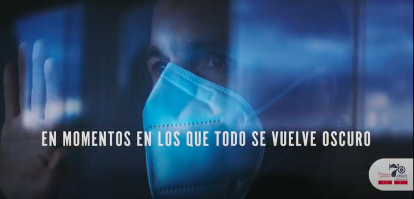 El COIICV pone en marcha la campaña #JuntosLoSuperaremos ante la emergencia sanitaria por COVID-19