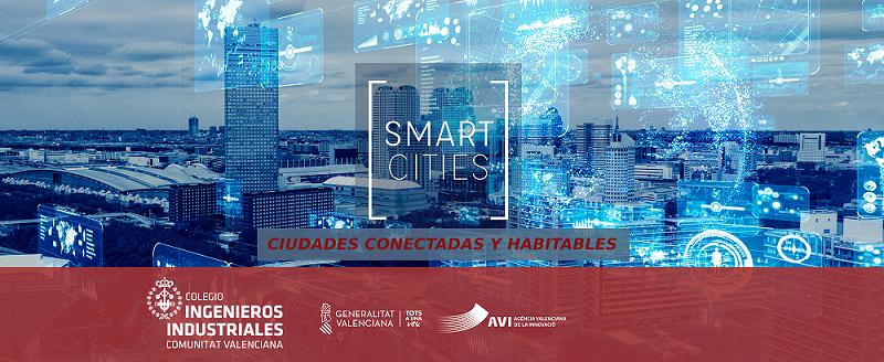 El COIICV presenta un innovador proyecto para potenciar las ciudades conectadas y habitables