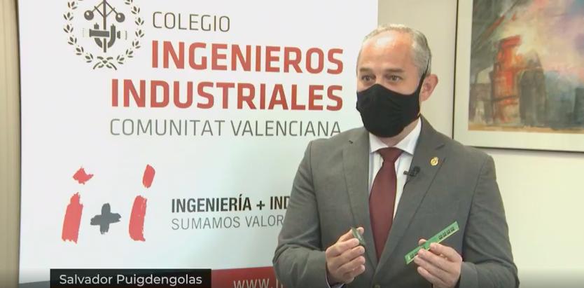 El COIICV aporta su visión sobre la situación de desabastecimiento de microchips en el sector automovilístico en À Punt