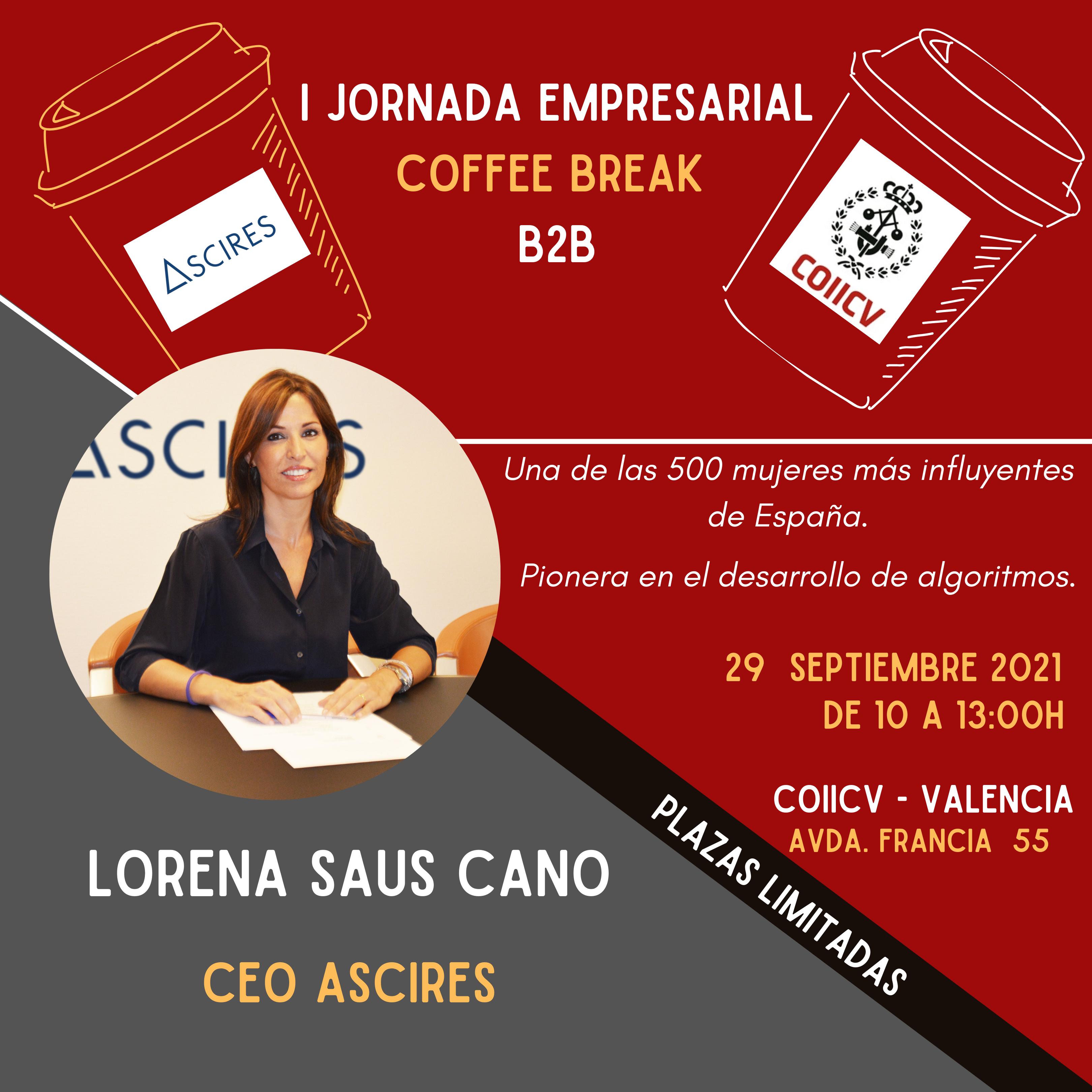 El COIICV estrena a partir de septiembre 4 Jornadas Empresariales de alto impacto.