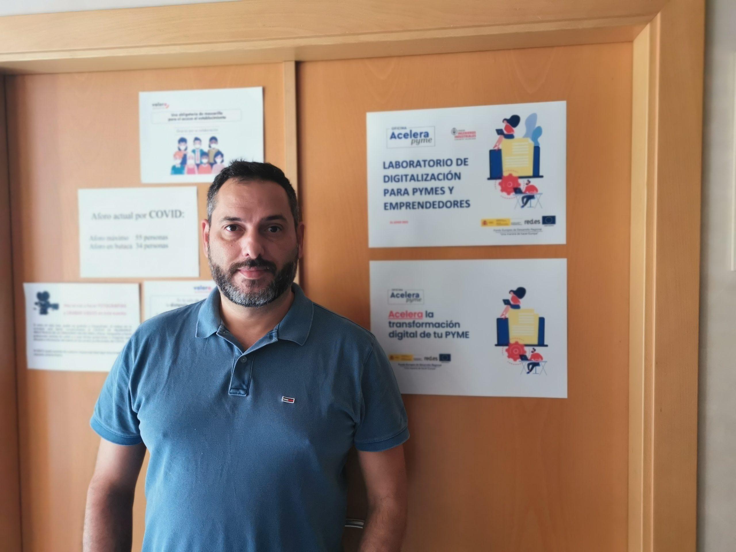 Pablo Rodríguez COIICV MESbook Laboratorio digital Cloud Computing